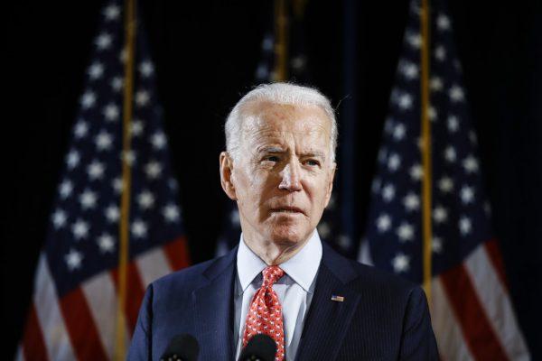 Joe Biden tritt wohl bei der Wahl gegen Amtsinhaber Donald Trump an. AP