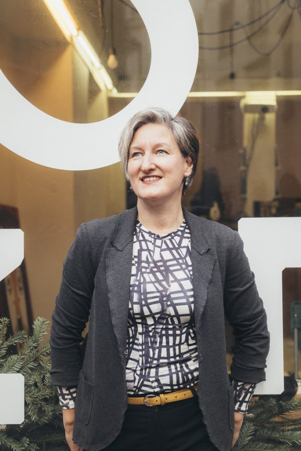 IG-Kultur-Vorarlberg-Geschäftsführerin Mirjam Steinbock.Sarah Mistura