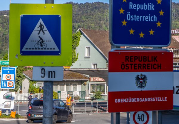 Bayern ändert ab Montag die Einreiseregelungen.Hartinger