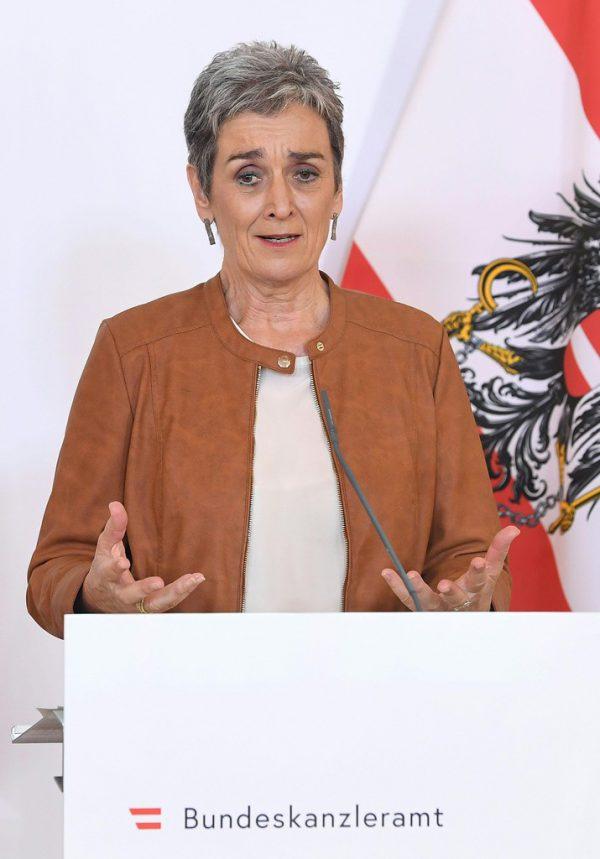 Ulrike Lunacek.APA