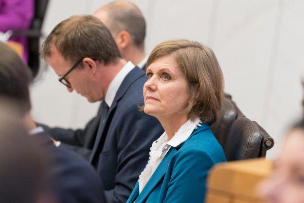 Landesstatthalterin Barbara Schöbi-Fink.Stiplovek