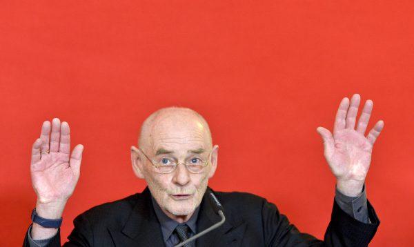 Architekturexperte Steiner. APA