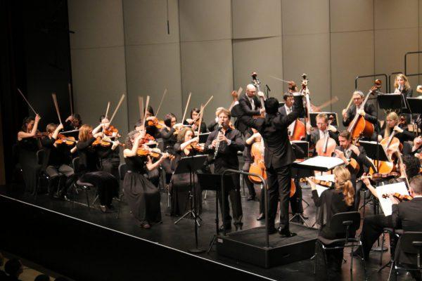 Das letzte SOV-Konzert im Jänner mit Sebastian Manz.Symphonieorchester vorarlberg