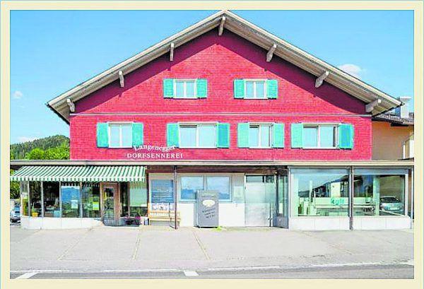 Die Sennerei Langenegg besteht am jetzigen Standort seit dem Jahr 1900.Langenegger Dorfsennerei