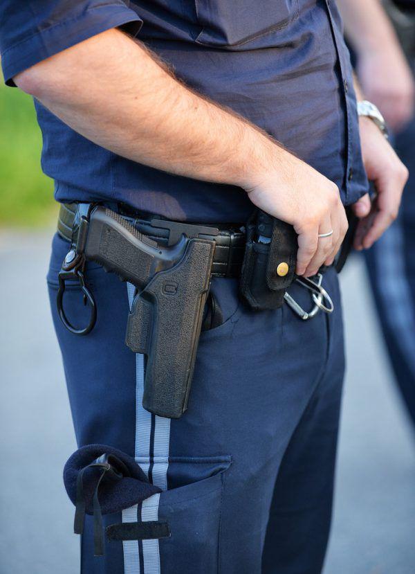 Der umstrittene Polizeieinsatz in Nenzing beschäftigte die Behörden.Hartinger