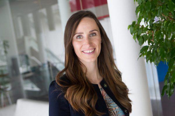 Nathalie Roithinger ist neue Geschäftsführerin.Hartinger