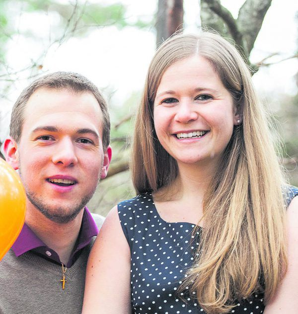 Simon und Veronika Gribi, Theologe und Religionspädagogin