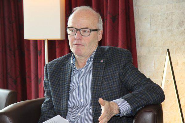 Tourismus-Spartenobmann Elmar Herburger legt Hoffnung in die heutige dritte Gesprächsrunde mit der Landesspitze.VOL.AT/Mayer