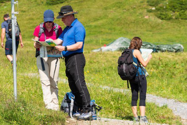 Wandern steht heuer hoch im Kurs bei Urlaubern und Einheimischen.©Dietmar stiplovsek