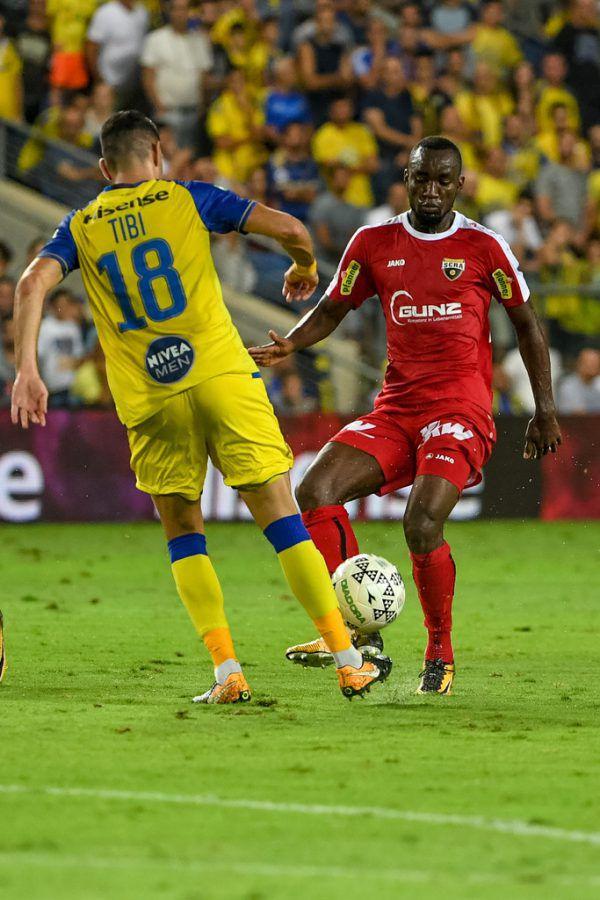 Altachs Europa-League-Träume endeten 2017 in Tel Aviv.Gepa/Lerch