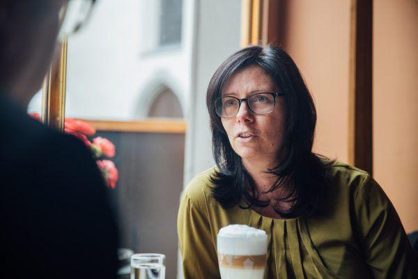 Bürgermeisterin Katharina Wöß-Krall.SAMS