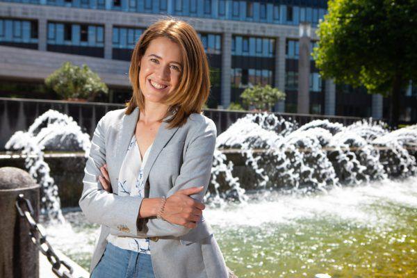 Claudia Gamon wurde vergangenes Jahr ins Europaparlament gewählt.Hartinger (2), Facebook, apa
