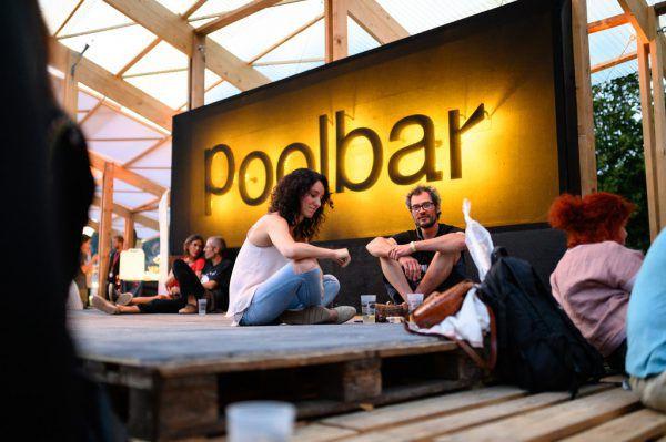 Das Poolbar-Festival mutiert heuer gänzlich zum Open-Air-Event.poolbar