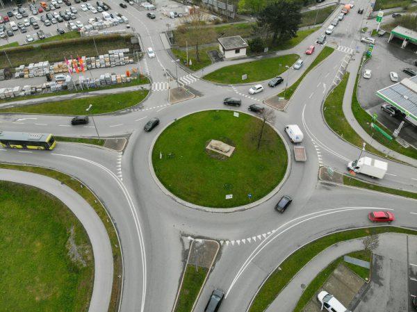 Das Straßennetz in Vorarlberg ist 3250 Kilometer lang.Hartinger