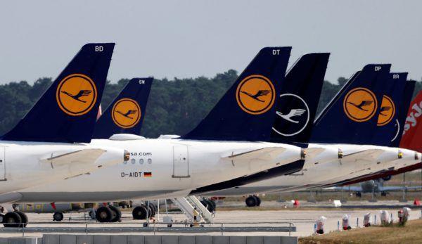 Die Lufthansa kann vorerst wieder aberheben.STACHE / AFP