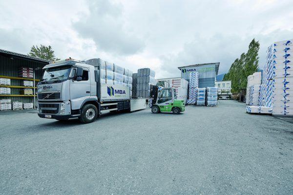 Dornbirner MBA - Dämmstoffe GmbH wurde mehrheitlich von Baustoffhänder August Rädler übernommen. Studio 22