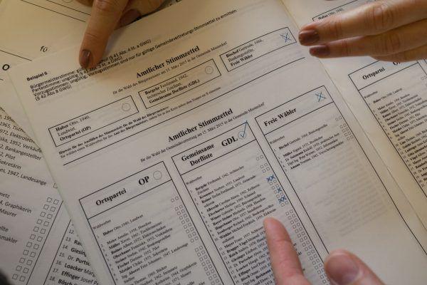 Einstimmiger Beschluss der Landesregierung.Archiv