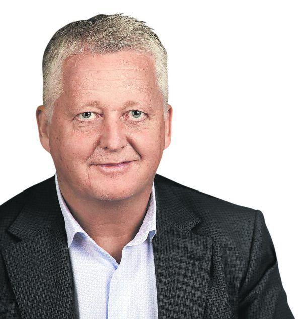 ÖEHV-Präsident Klaus Hartmann.Privat