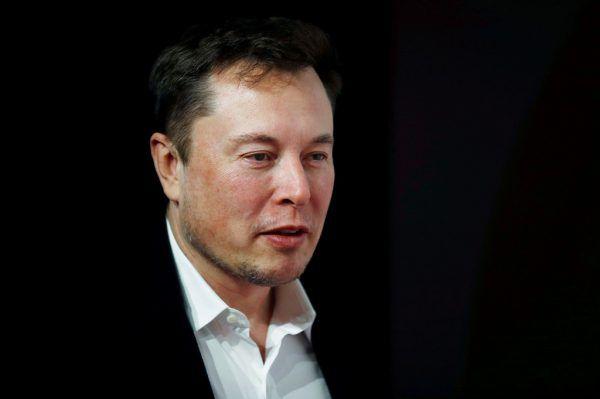 Konzernchef Elon Musk.Reuters