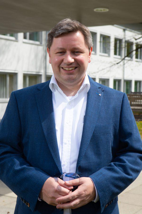 Primar Philipp Kloimstein. Hartinger