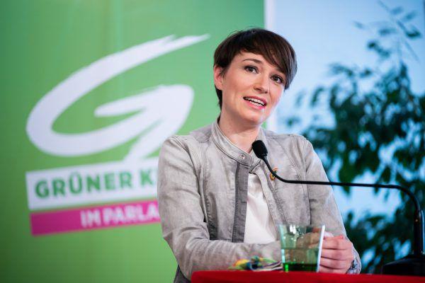 Sigrid Maurer fährt im Urlaub nach Slowenien. APA