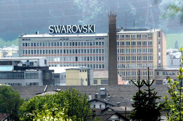 Swarovski-Werk in Wattens.APA