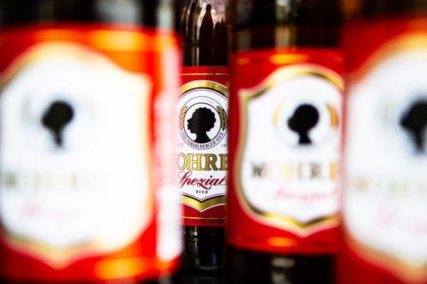 """Über den """"Mohr"""" auf dem Vorarlberger Bier scheiden sich die Geister. Hartinger"""