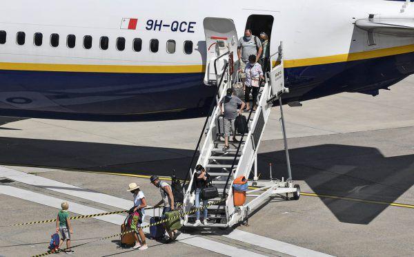 Bayern will auch vermehrt an den Flughäfen testen. AP Photo