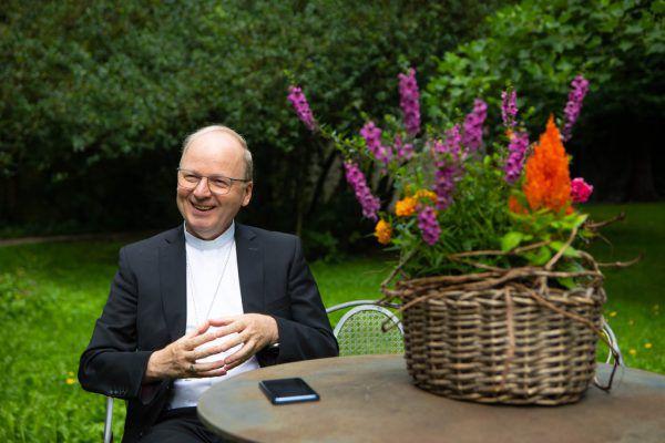 Bischof Benno Elbs sieht die Krise auch als Chance für Veränderungen.Klaus Hartinger (4)