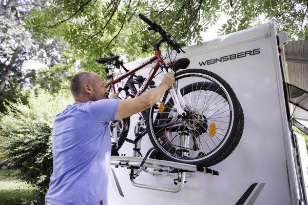 Das Rad darf für viele bei der Fahrt in den Urlaub nicht fehlen. ÖAMTC