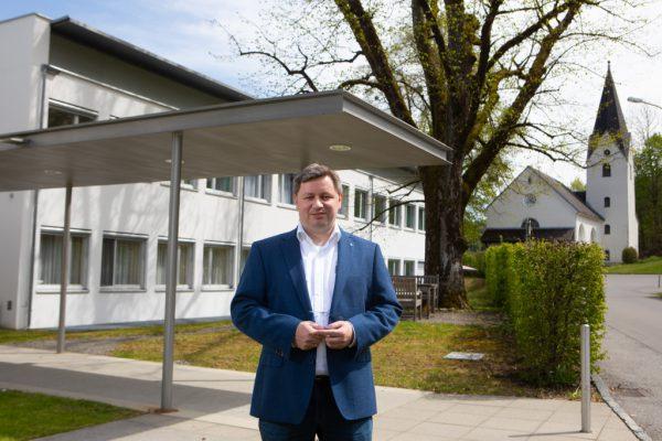 Der Psychiater und Primar Philipp Kloimstein vom Krankenhaus Maria Ebene.Klaus Hartinger