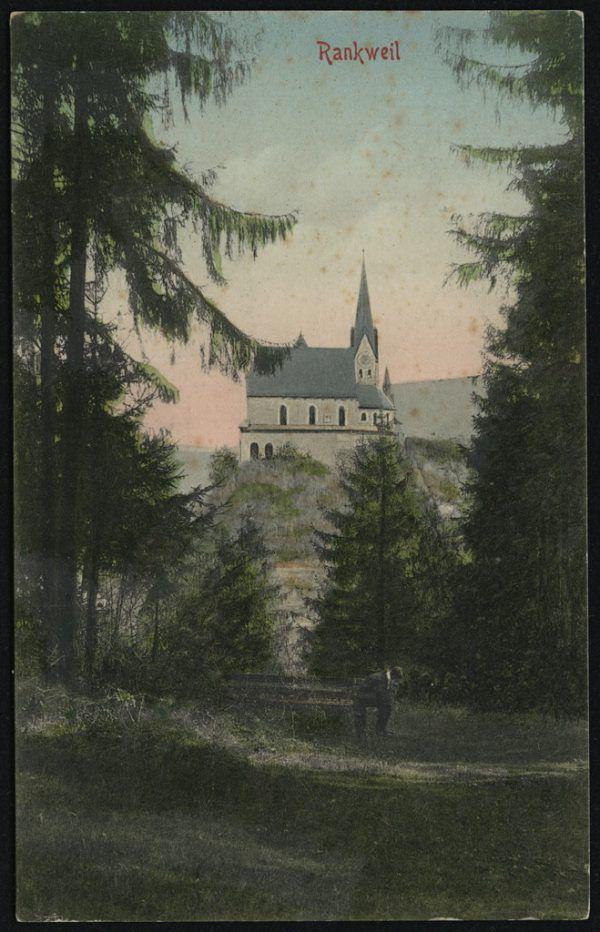 Die Basilika Rankweil ist eine Wehrkirche und einzigartig in Vorarlberg.