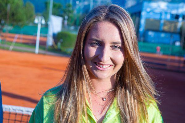 Dornbirn-Spielführerin Melanie Pinkitz.Hartinger