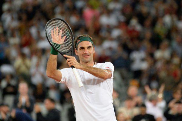 Federer hat Trainingsrückstand.apa