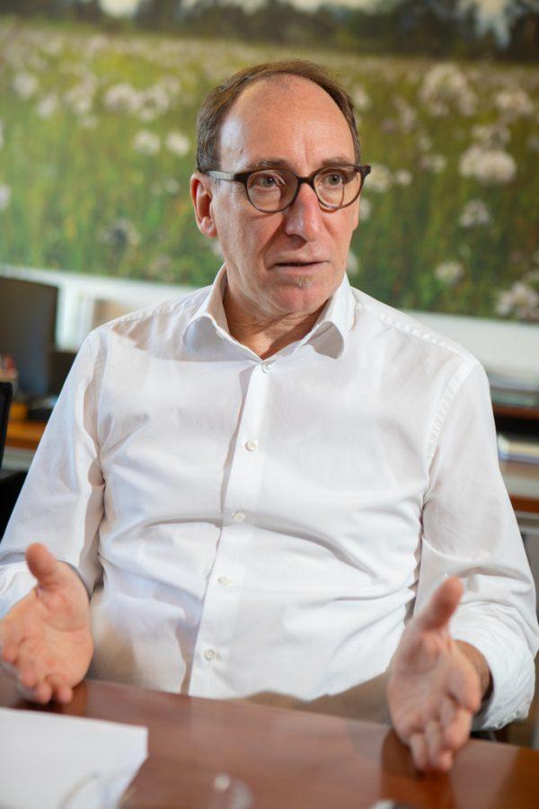 Landesrat Johannes Rauch.Hartinger