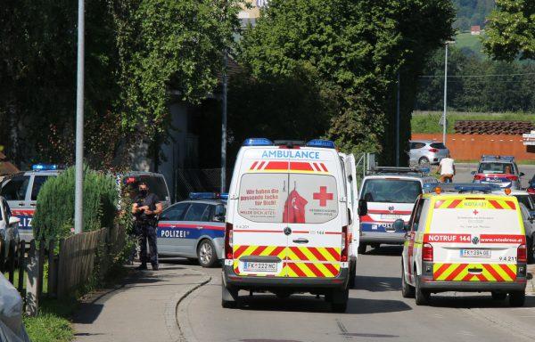 Gegen 10 Uhr wurde die Polizei in Lustenau telefonisch informiert.Vol-Live/PLetsch