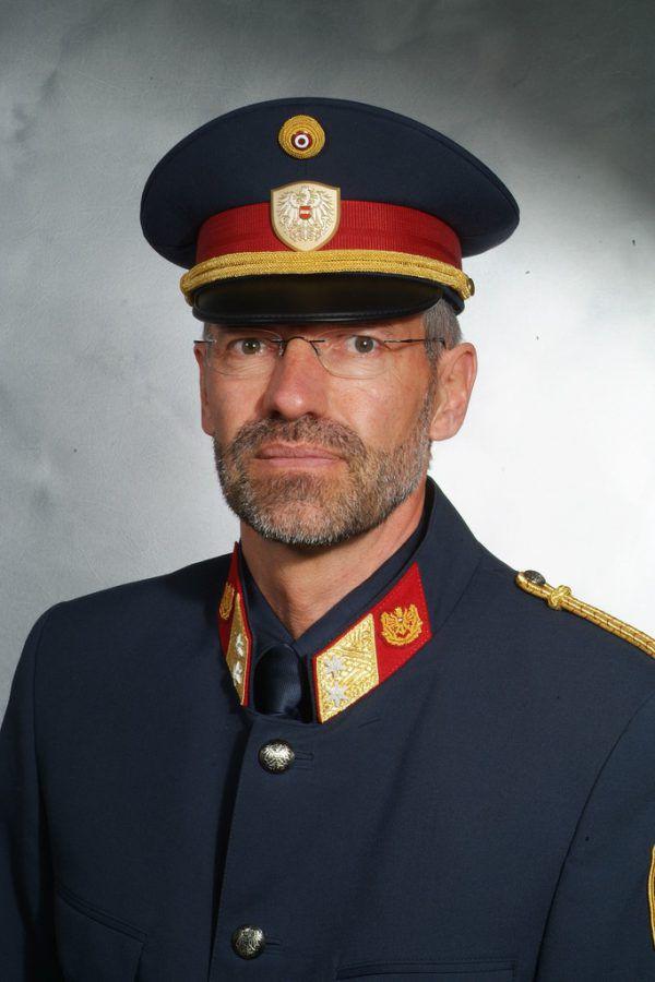 Rainer Fitz.Landespolizeidirektion