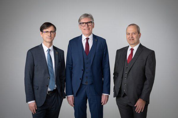 RLBV-Vorstandsvorsitzender Wilfried Hopfner.Reinhard Fasching