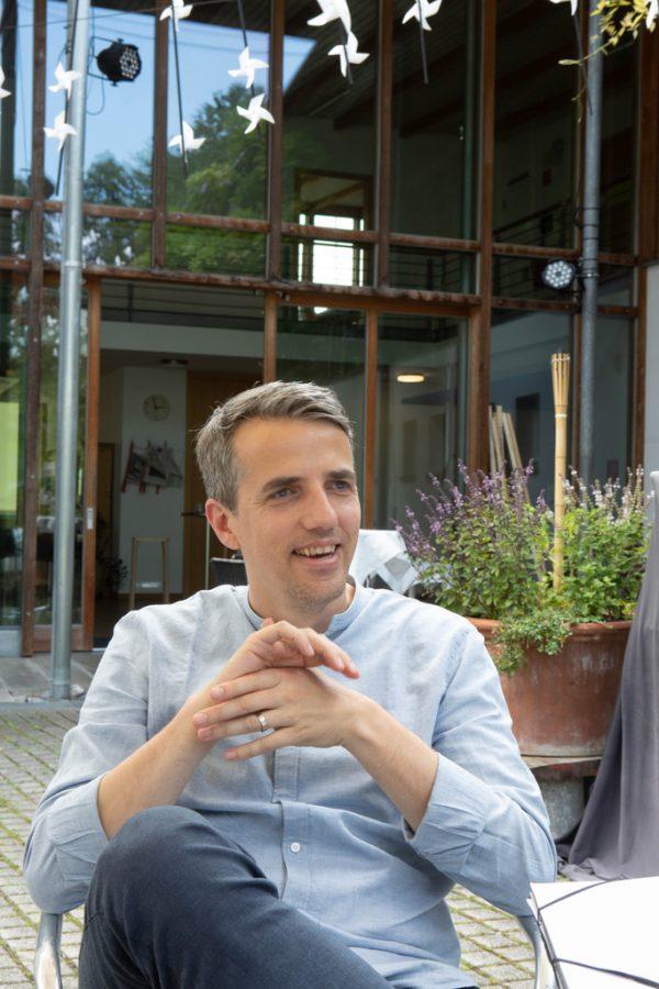 Seit drei Jahren an der Spitze: Daniel Mutschlechner.