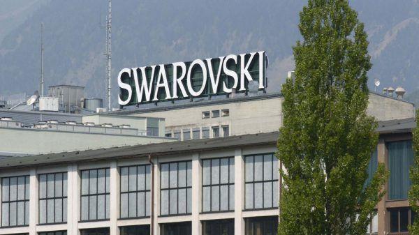 Swarovski beklagt Umsatzeinbußen von 35 Prozent. APA