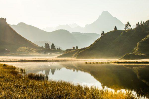 Über Social Media werden Eindrücke aus Vorarlberg gepostet.