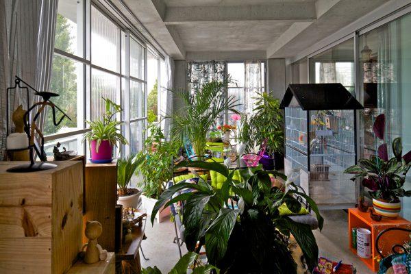 Wohnung in Bordeaux, Lacaton & Vassal architectes. Philippe Ruault