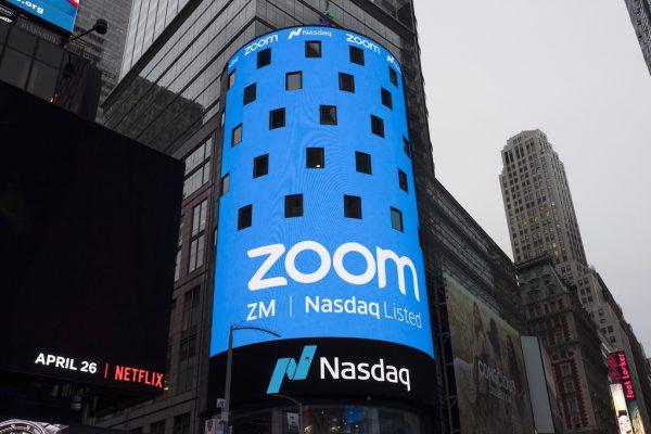 Zoom ist derzeit – auch Corona-bedingt – auf Erfolgskurs.AP