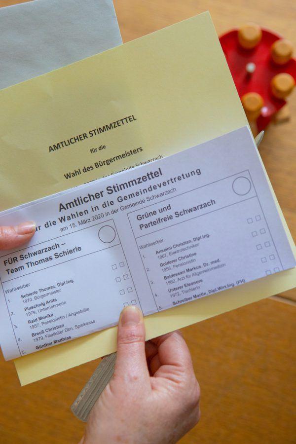 Am 13. September wird gewählt.Klaus Hartinger