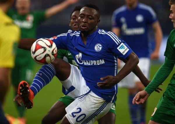Chinedu Obasi spielte von 2012 bis 2015 für Schalke. APA