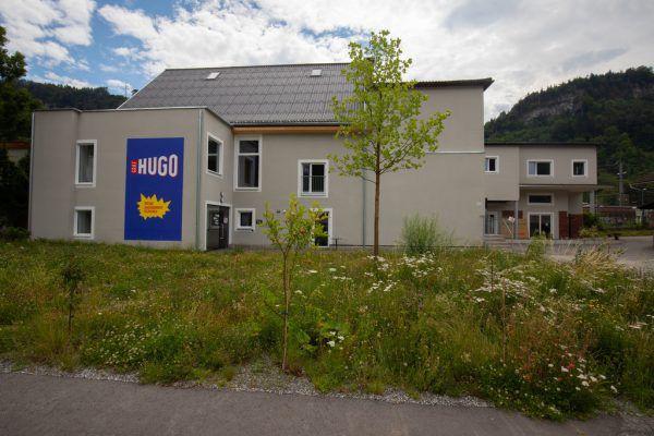 Das Jugendhaus Graf Hugo in Feldkirch: Die Mitarbeiter könnten schon bald städtische Angestellte sein. Hartinger