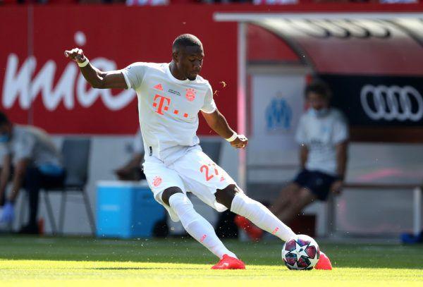 David Alaba dürfte nun doch bei den Bayern bleiben. gepa