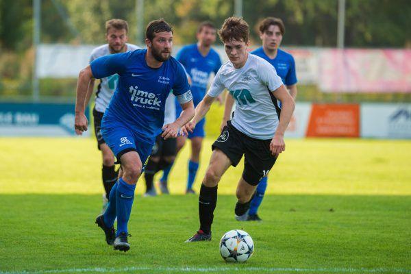 Frederic Winner (l.) hat in dieser Saison bereits einen Treffer erzielt.Stiplovsek