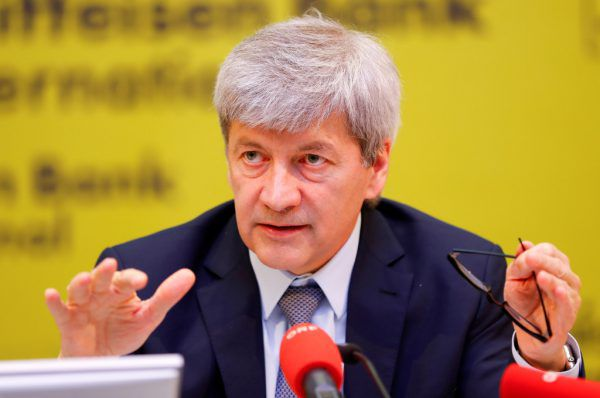 Johann Strobl.Reuters