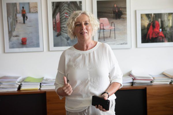 Landesrätin Katharina Wiesflecker.Hartinger